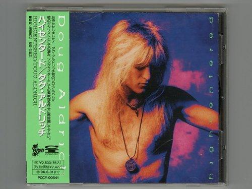 Highcentered / Doug Aldrich [Used CD] [PCCY-00541] [w/obi]