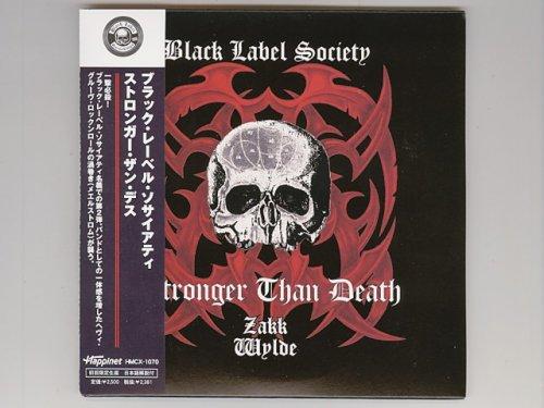 Stronger Than Death / Zakk Wylde Blac...