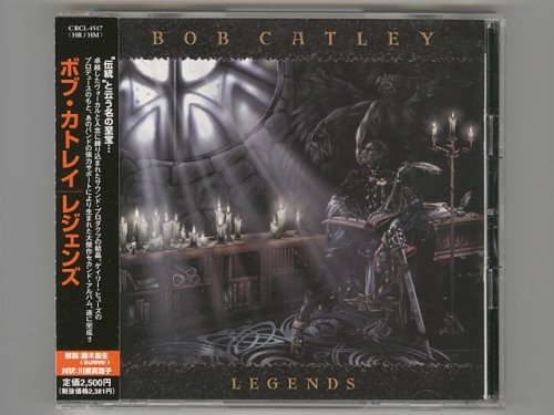 Legends / Bob Catley [Used CD] [CRCL-4517] [w/obi]