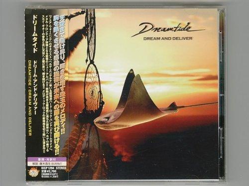 Dream And Deliver / Dreamtide [Used CD] [KICP 1294] [1st Press] [w/obi]