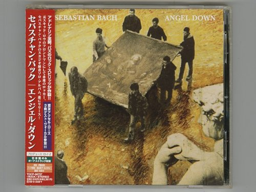 Angel Down / Sebastian Bach [Used CD]...