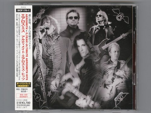 O, Year! Ultimate Aerosmith Hits / Ae...