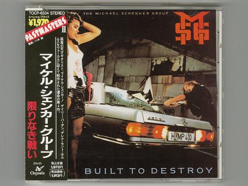 Built To Destroy / The Michael Schenk...