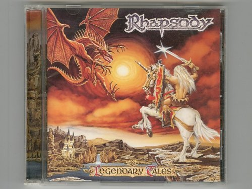 Legendary Tales / Rhapsody [Used CD] ...