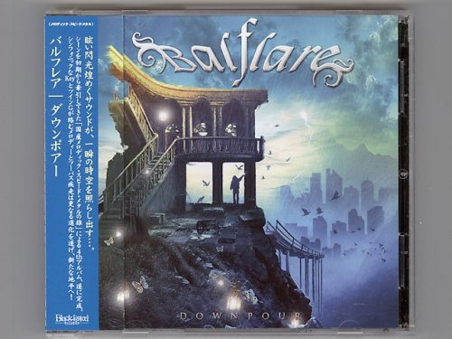 Downpour / Balflare [Used CD] [BLRC-0...