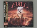 Enter The Grave / Evile [Used CD] [YDSI-0005] [w/obi]