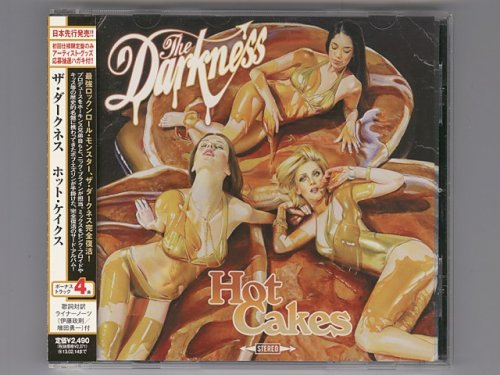 Hot Cakes / The Darkness [Used CD] [P...