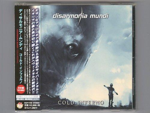 Cold Inferno / Disarmonia Mundi [Used CD] [KICP 1725] [w/obi]