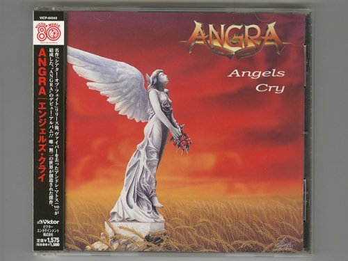 Angels Cry / Angra [Used CD] [VICP-64...