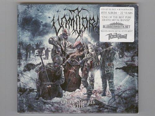 Opus Mortis VIII / Vomitory [Used CD]...