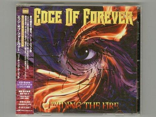 Feeding The Fire / Edge Of Forever [Used CD] [CRCL-4584] [w/obi]