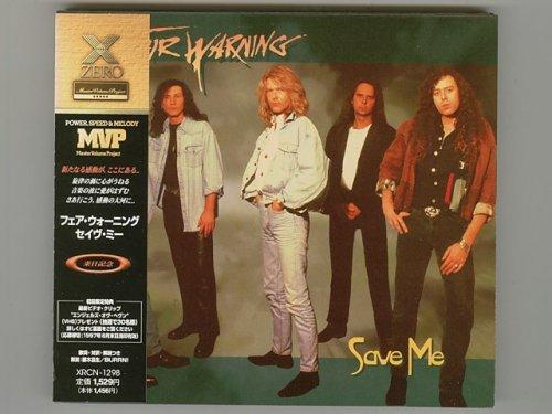 Save Me / Fair Warning [Used CD] [XRCN-1298] [Digipak] [Single] [1st Press] [w/obi]