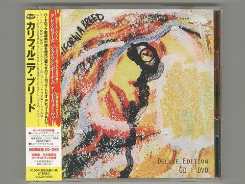St / California Breed [Used CD] [VQCD-10369] [CD+DVD] [1st Press] [w/obi]