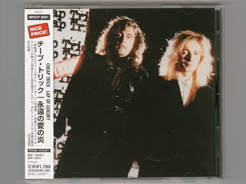 Lap Of Luxury / Cheap Trick [Used CD]...