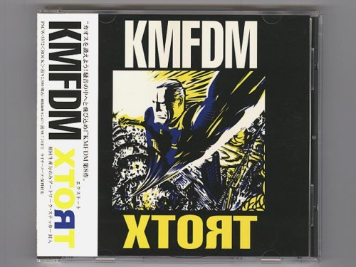 Xtort / KMFDM [Used CD] [PSCW-5372] [...