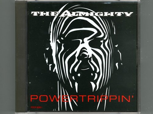 Powertrippin' / The Almighty [Used CD] [POCP-9030/1] [2CD]