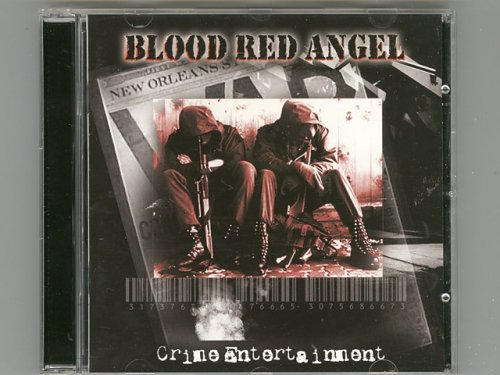 Crime Entertainment / Blood Red Angel [Used CD] [SCR-CD009] [Import]