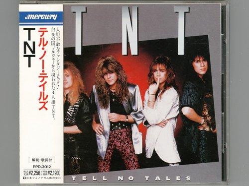 Tell No Tales / TNT [Used CD] [PPD-3012] [w/obi]