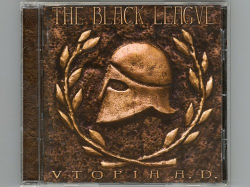 Utopia A.D. / The Black League [Used CD] [SPI138CD] [Import]