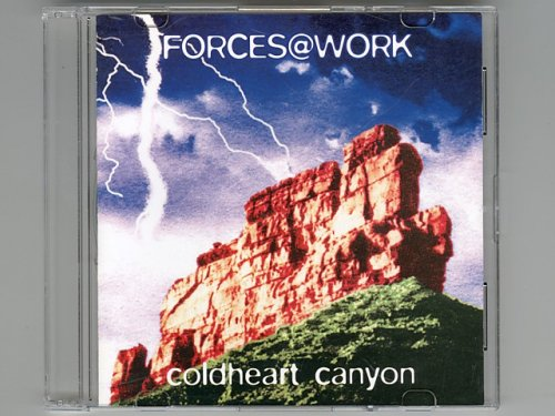 Coldheart Canyon / Forces@Work [New CD] [CD-R] [EP] [Import]