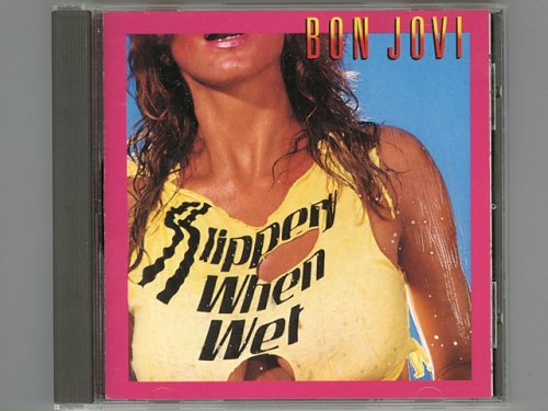 Slippery When Wet / Bon Jovi [Used CD] [32PD-148]