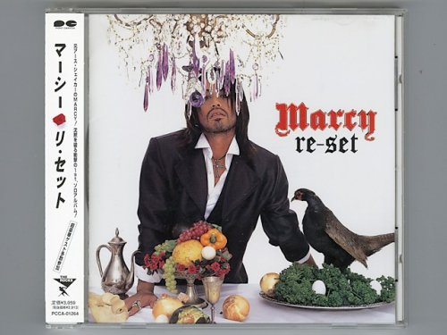Re-Set / Marcy [Used CD] [PCCA-01264] [w/obi]