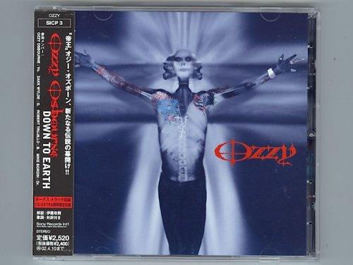 Down To Earth / Ozzy Osbourne [Used CD] [SICP 3] [w/obi]
