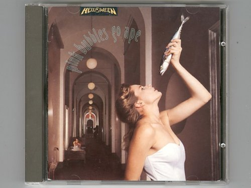 Pink Bubbles Go Ape / Helloween [Used CD] [CDP 7960862/CDEMC 3588] [Import]