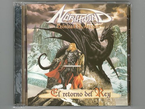 El Retorno Del Rey / Northwind [Used CD] [GOI 2002-07] [Import]