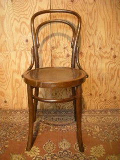 Bentwood chair 208