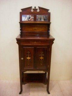 victorian rosewood chiffonier