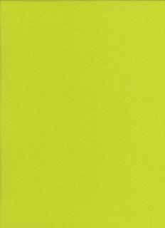 丹後ちりめん 色無地「黄緑」