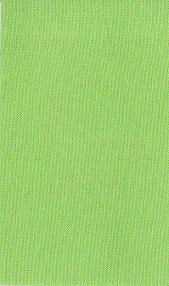 羽二重中目  羽二重「黄緑」30cm