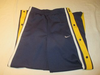 <img class='new_mark_img1' src='//img.shop-pro.jp/img/new/icons15.gif' style='border:none;display:inline;margin:0px;padding:0px;width:auto;' />NIKE Jersey Pants (Side Snap) 17