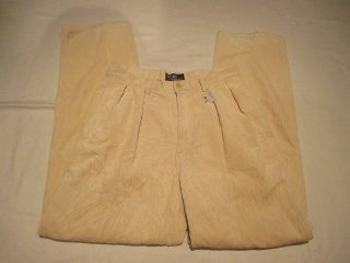 <img class='new_mark_img1' src='//img.shop-pro.jp/img/new/icons15.gif' style='border:none;display:inline;margin:0px;padding:0px;width:auto;' />Polo Ralph Lauren Corduroy Pants 388