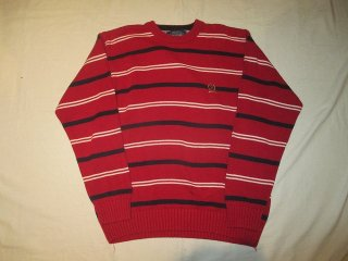 <img class='new_mark_img1' src='//img.shop-pro.jp/img/new/icons50.gif' style='border:none;display:inline;margin:0px;padding:0px;width:auto;' />TOMMY HILFIGER Cotton Knit 652