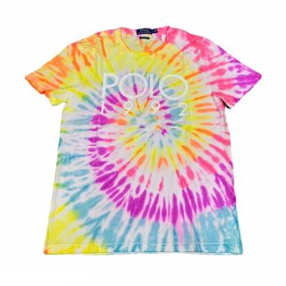 <img class='new_mark_img1' src='//img.shop-pro.jp/img/new/icons15.gif' style='border:none;display:inline;margin:0px;padding:0px;width:auto;' />Polo Ralph Lauren 1992 Tie Dye Tee (新品) 1