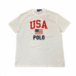 <img class='new_mark_img1' src='//img.shop-pro.jp/img/new/icons15.gif' style='border:none;display:inline;margin:0px;padding:0px;width:auto;' />Polo Ralph Lauren USA Tee (新品) 2