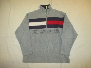 <img class='new_mark_img1' src='//img.shop-pro.jp/img/new/icons15.gif' style='border:none;display:inline;margin:0px;padding:0px;width:auto;' />TOMMY HILFIGER Half Zip Fleece 666