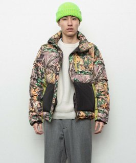 <img class='new_mark_img1' src='https://img.shop-pro.jp/img/new/icons15.gif' style='border:none;display:inline;margin:0px;padding:0px;width:auto;' />BAL WINDING ZIP DOWN JACKET (REAL TREE)