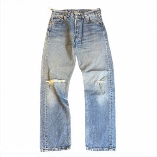 <img class='new_mark_img1' src='//img.shop-pro.jp/img/new/icons15.gif' style='border:none;display:inline;margin:0px;padding:0px;width:auto;' />Levi's 501 Denim Pants (MADEIN UK )1