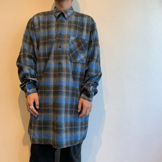 <img class='new_mark_img1' src='//img.shop-pro.jp/img/new/icons15.gif' style='border:none;display:inline;margin:0px;padding:0px;width:auto;' />Flannel Grandfather Shirt