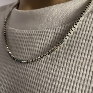 <img class='new_mark_img1' src='https://img.shop-pro.jp/img/new/icons15.gif' style='border:none;display:inline;margin:0px;padding:0px;width:auto;' />Silver Necklace 1 (新品)
