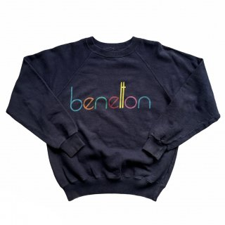 <img class='new_mark_img1' src='https://img.shop-pro.jp/img/new/icons15.gif' style='border:none;display:inline;margin:0px;padding:0px;width:auto;' />UNITED COLORS OF BENETTON Sweat Shirt ''MADE IN ITALY'' 2