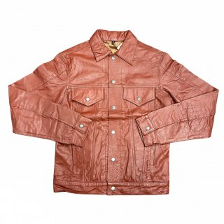 <img class='new_mark_img1' src='https://img.shop-pro.jp/img/new/icons15.gif' style='border:none;display:inline;margin:0px;padding:0px;width:auto;' />Leather Tracker Jacket (新品)