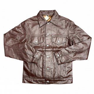 <img class='new_mark_img1' src='https://img.shop-pro.jp/img/new/icons15.gif' style='border:none;display:inline;margin:0px;padding:0px;width:auto;' />Leather Tracker Jacket (新品) 2