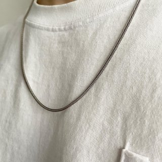 <img class='new_mark_img1' src='https://img.shop-pro.jp/img/new/icons15.gif' style='border:none;display:inline;margin:0px;padding:0px;width:auto;' />Silver Necklace 2 (新品)