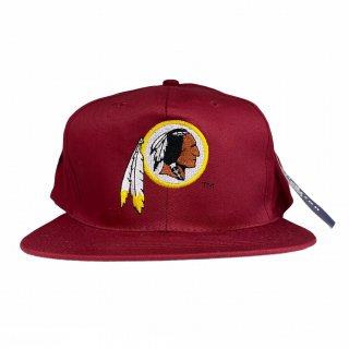 <img class='new_mark_img1' src='https://img.shop-pro.jp/img/new/icons15.gif' style='border:none;display:inline;margin:0px;padding:0px;width:auto;' />NFL Washington Red Skins Snap Back Cap(DEAD STOCK)