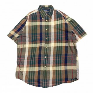 <img class='new_mark_img1' src='https://img.shop-pro.jp/img/new/icons15.gif' style='border:none;display:inline;margin:0px;padding:0px;width:auto;' />NAUTICA S/S Check Shirt
