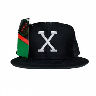 <img class='new_mark_img1' src='https://img.shop-pro.jp/img/new/icons15.gif' style='border:none;display:inline;margin:0px;padding:0px;width:auto;' />Malcom X Snap Back Cap(DEAD STOCK)